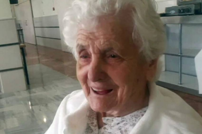 She Survived Spanish Flu In 1918, 102 Years Later She Beat Covid-19
