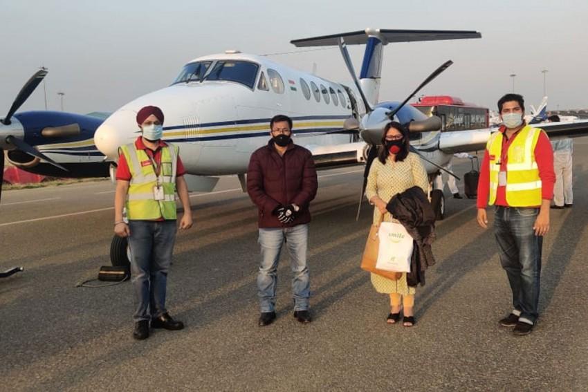 Amid Coronavirus Lockdown, Ngangom Dingko Singh Airlifted To Delhi For Cancer Treatment