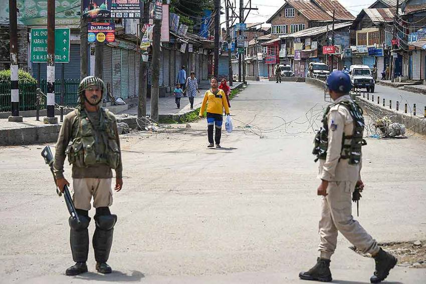 J&K Govt Revokes PSA Against 28 People Lodged Within And Outside UT
