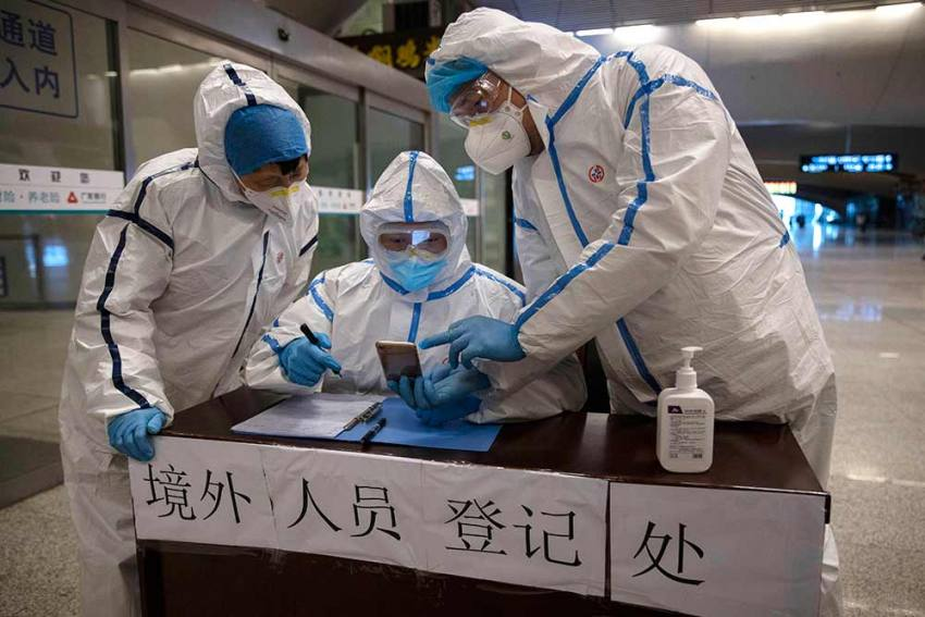 China Approves Third COVID-19 Vaccine For Second Phase Of Clinical Trial