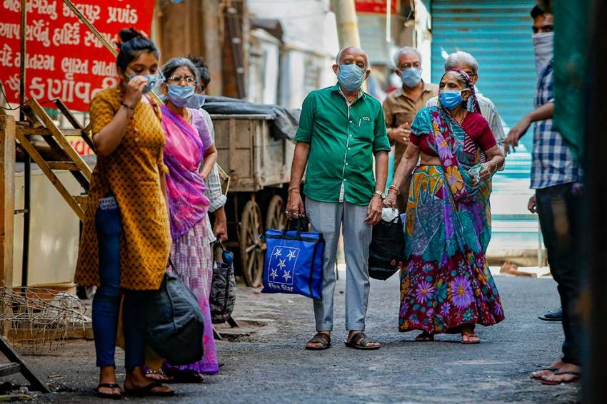 Ahmedabad Will Have 8 Lakh COVID-19 Cases By May End At Current Rate Of Increase: Official