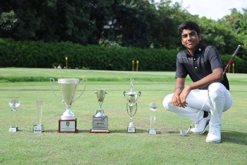 COVID-19 Good Samaritans: It's A Birdie! A Young Golfer's Drive To Care For The Underprivileged