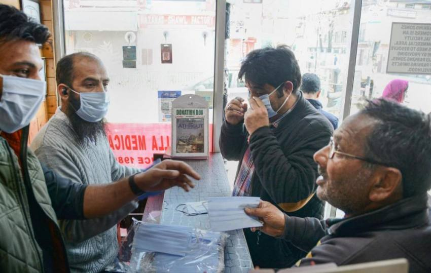 J&K: COVID-19 Cases Spike With Increased Testing, Officials Opine Lockdown Should Continue