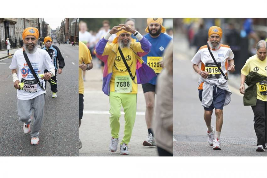 Amrik Singh, Veteran Marathon Runner And 'Founding Father' Of Scotland's Sikh Community, Succumbs To Coronavirus