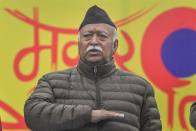 '130 Crore Indians Our Own': RSS Chief Mohan Bhagwat Urges For Helping All Without Discrimination