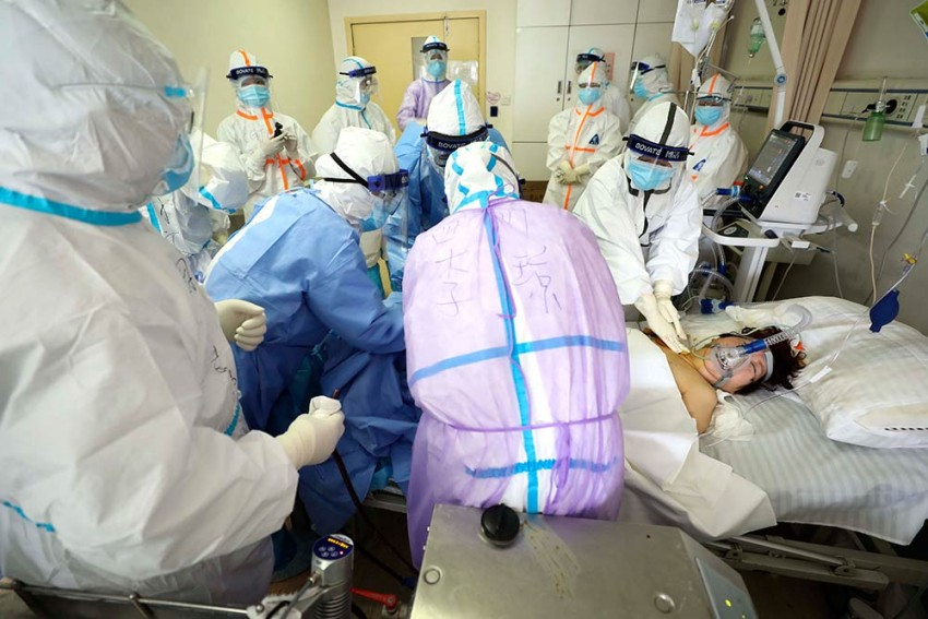 COVID-19 Cases In Wuhan Hospitals Drop To Zero For The First Time: Official