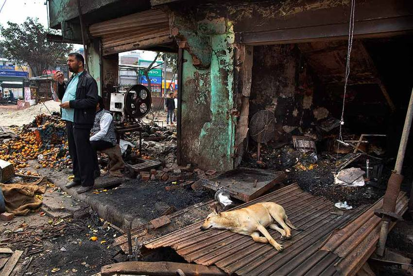 Delhi Riot Conspiracy Theory: Aim Is To Make Every Muslim Guilty