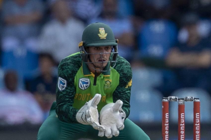 3-0 Win Over Australia A Highlight: South Africa Captain Quinton De Kock