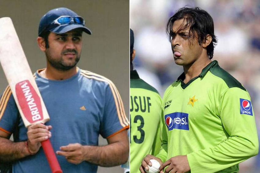 Imran Nazir More Talented Than Virender Sehwag But Didn't Have Brain Like The Indian: Shoaib Akhtar
