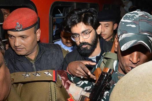 Jamia Violence: Delhi Police Books Sharjeel Imam Under UAPA