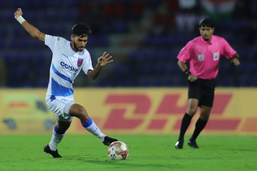 Odisha FC Announces Contract Extension For Shubham Sarangi