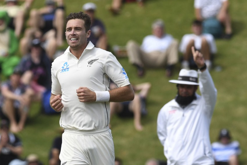 Tom Latham, Tim Southee Feature In New Zealand Cricket's Virual Awards