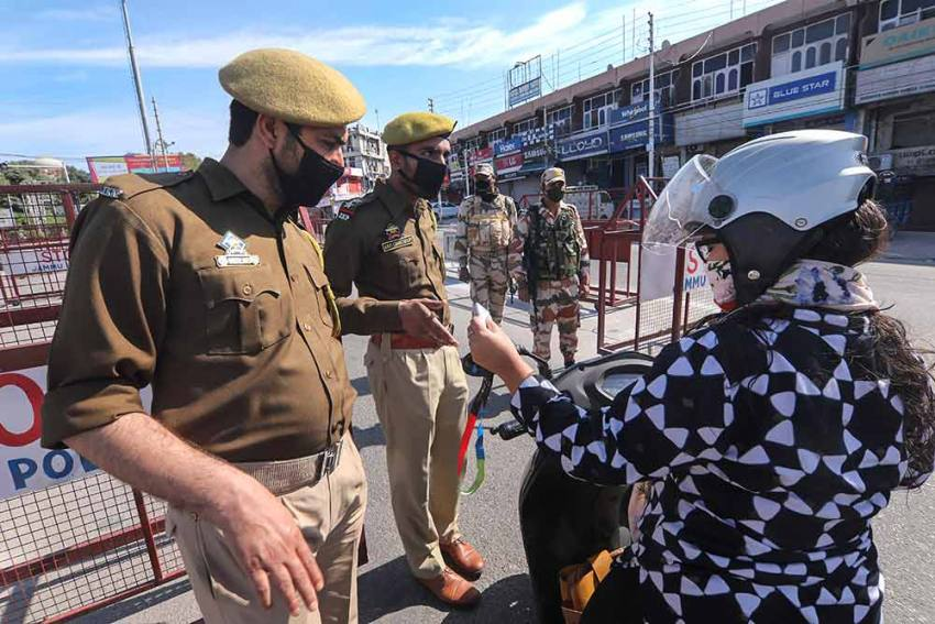 'J&K Risks Becoming Police State': NC On Warning To Domicile Law Critics