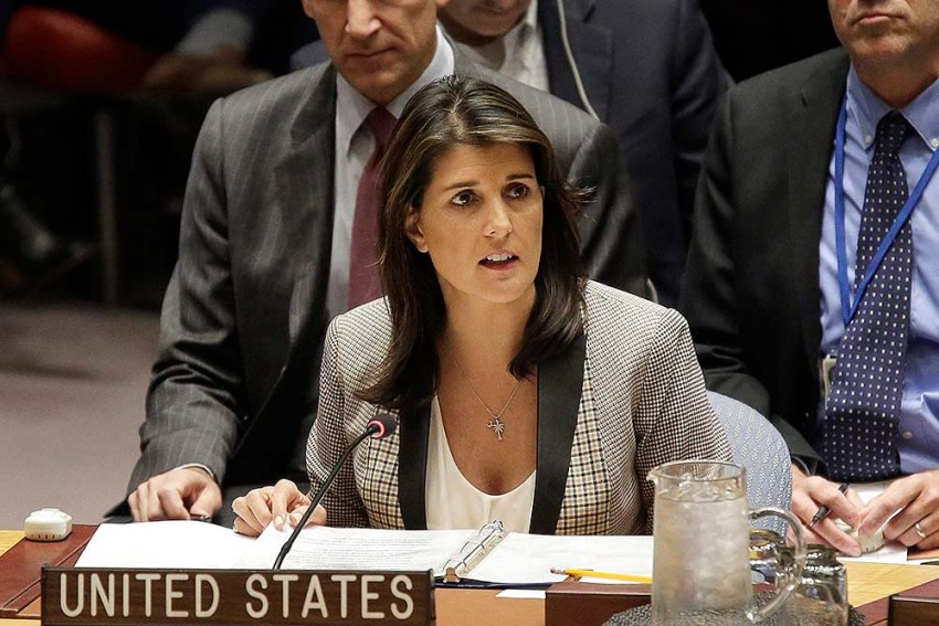 China Cares More About Reputation, Coronavirus Numbers Not Accurate: Nikki Haley