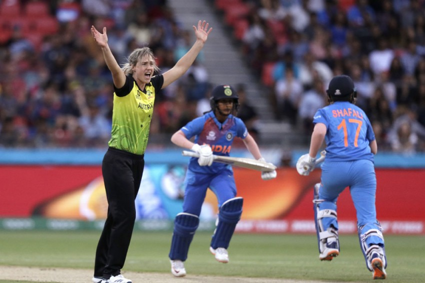 Coronavirus Outbreak Will Not Affect Women's Sport: Ellyse Perry