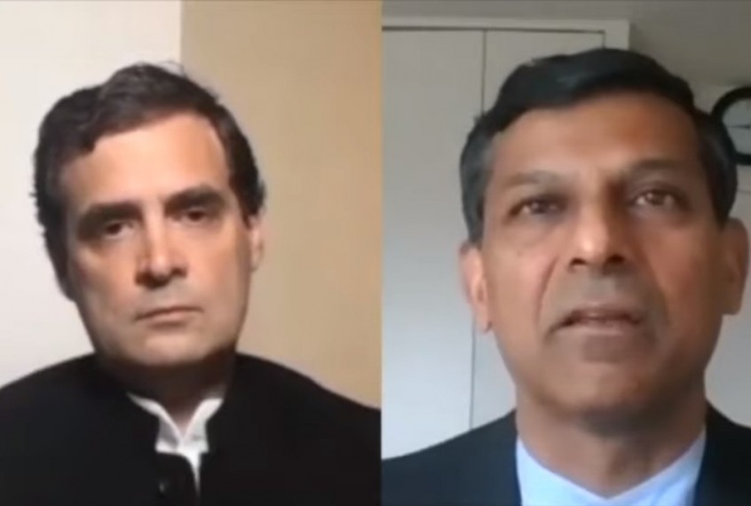 Rahul-Rajan Jugalbandi Isn't Just About COVID-19