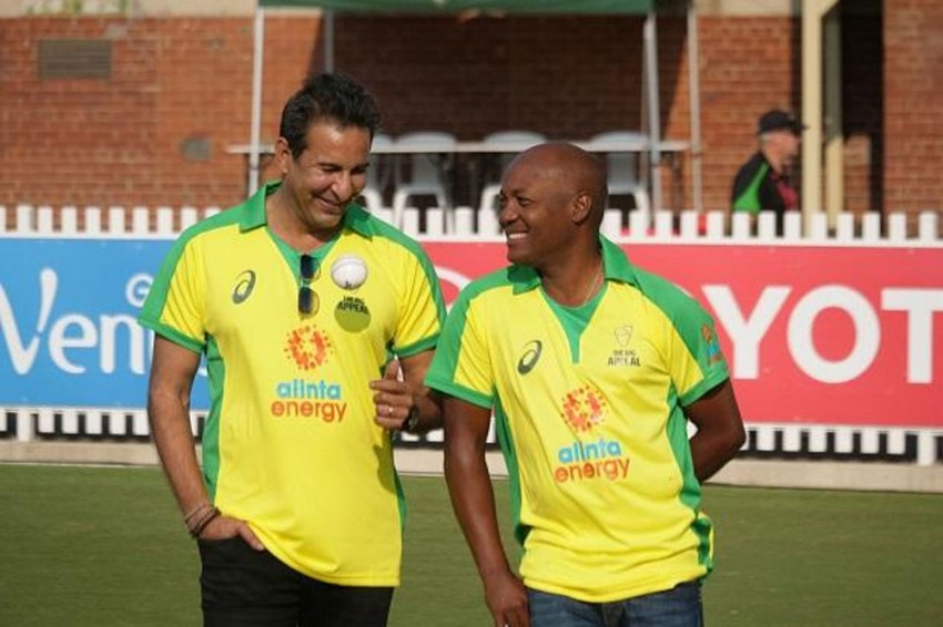 Wasim Akram, Darren Gough Join Other Sporting Greats, Raise Funds To Fight Coronavirus Pandemic
