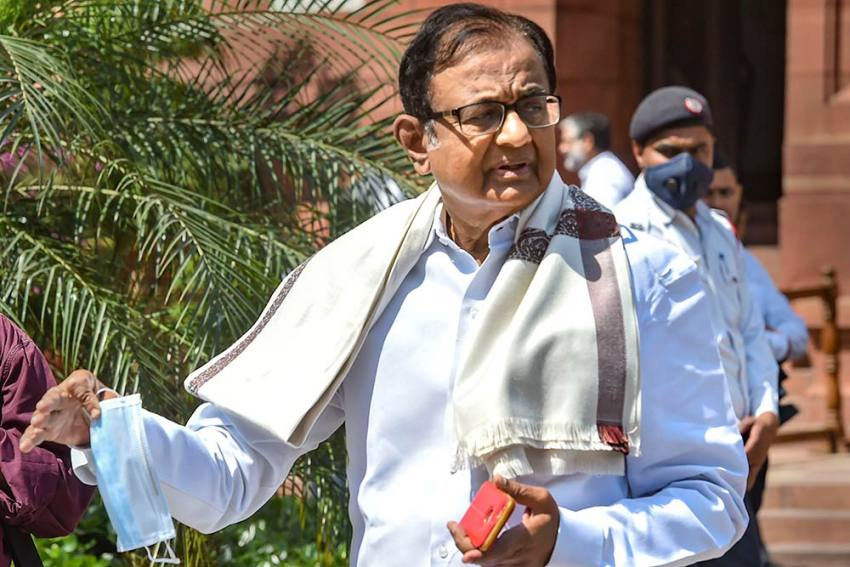 'Lockdown Won't Yield Desired Results Unless India Does Extensive Testing': P Chidambaram