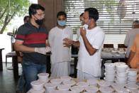 Sourav Ganguly Helps ISKCON Feed 10,000 More People Daily During COVID-19 Lockdown Period
