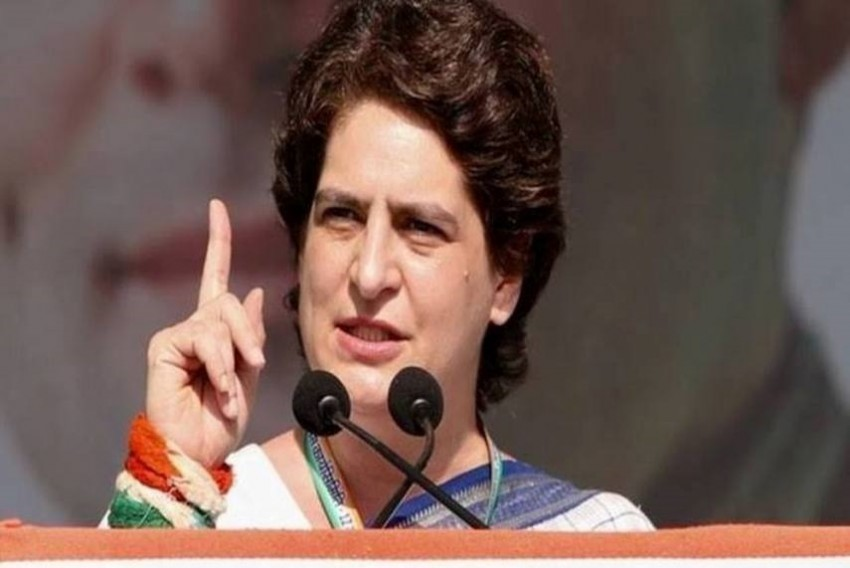 Priyanka Gandhi Calls For Large Scale Testing Amid COVID-19, Says Govt Must Act