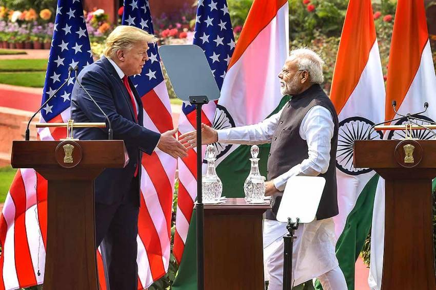 PM Modi, US President Donald Trump Have Telephonic Conversation On Fight Against Coronavirus