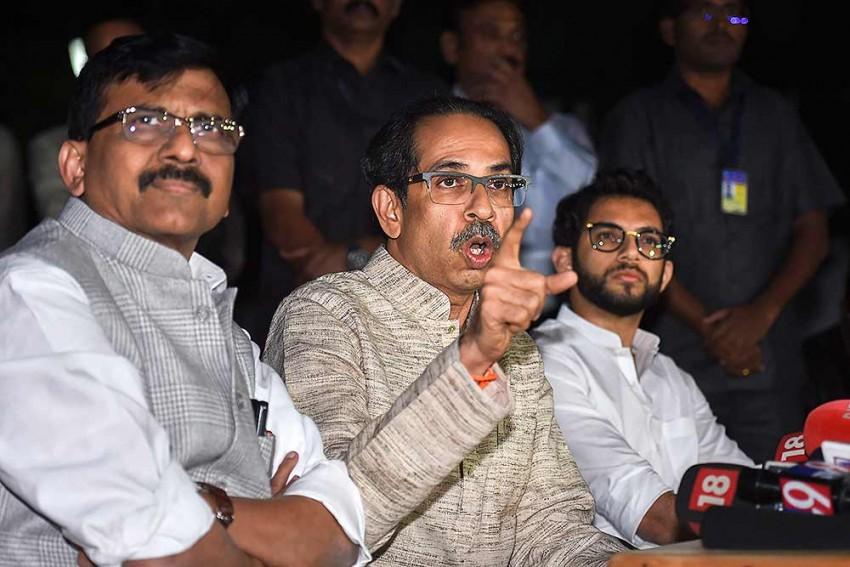 'Corona Lockdown Lifting Depends On People's Compliance To Norms': Maha CM Uddhav Thackeray