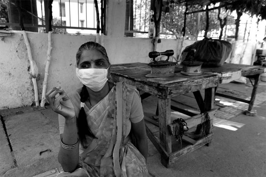 'Wear Homemade Face Covers While Stepping Out Of House': Home Ministry Advisory