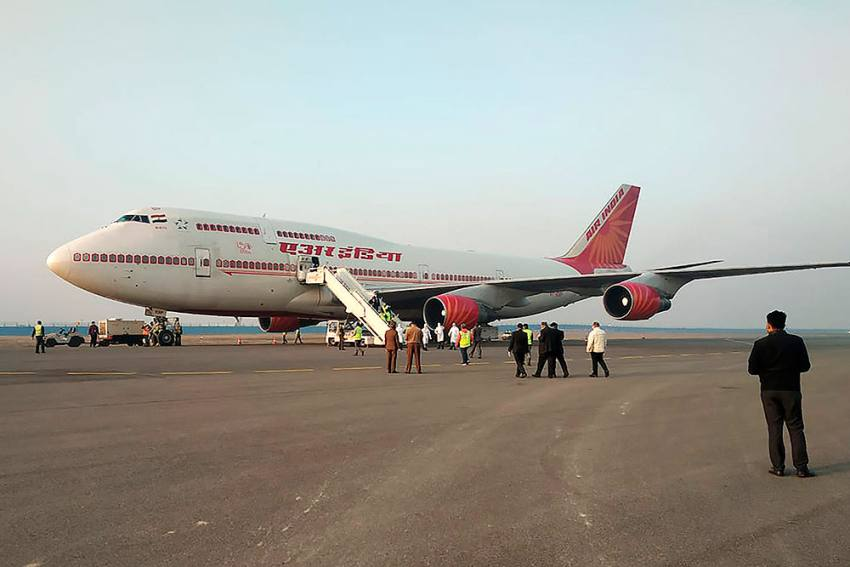 'Proud Of You': Pakistan Air Traffic Controller Heaps Praise On Air India