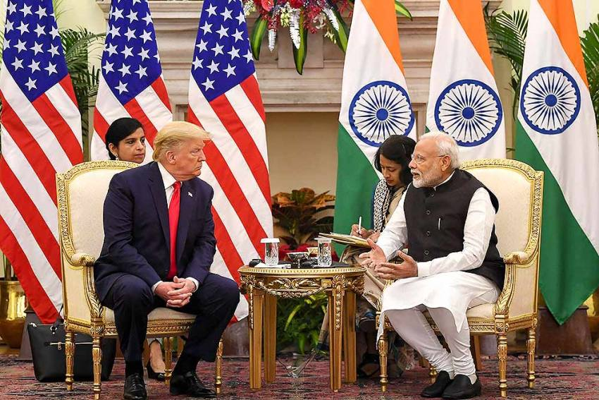 PM Modi's Call To Prez Trump Affirms India-US Are Together In Fight Against COVID-19