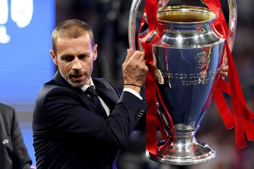 Coronavirus: Champions League Must Finish By August 3, Declares UEFA President Aleksander Ceferin