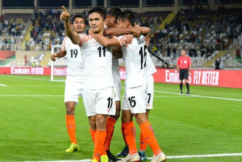 India Submits Official Bid For Hosting AFC Asian Cup In 2027