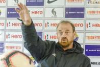 Real Kashmir's David Robertson Stuck In Srinagar Due To Coronavirus Lockdown