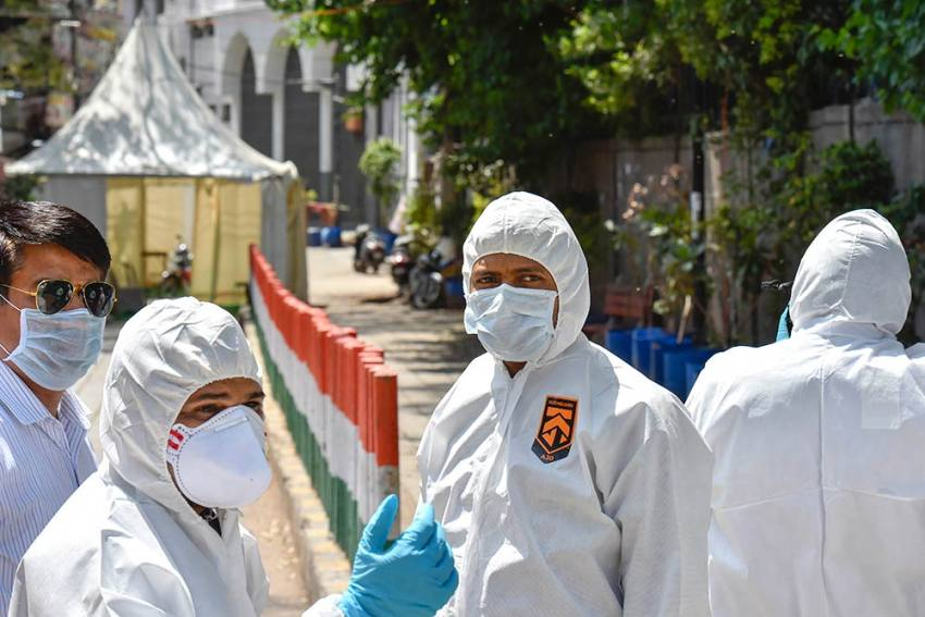 Coronavirus: 1445 Cases Linked To Tablighi Jamaat In India; Total Cases Rise To 4281, Death Toll At 118