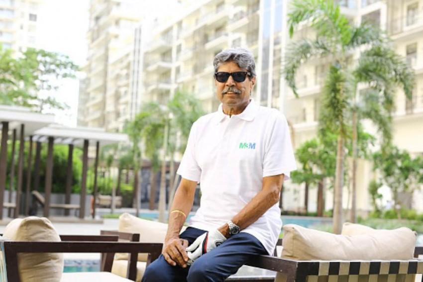 In Lockdown, Kapil Dev Draws Closer To Nature; Feeds 'Unseen' Pretty Birds In His Garden