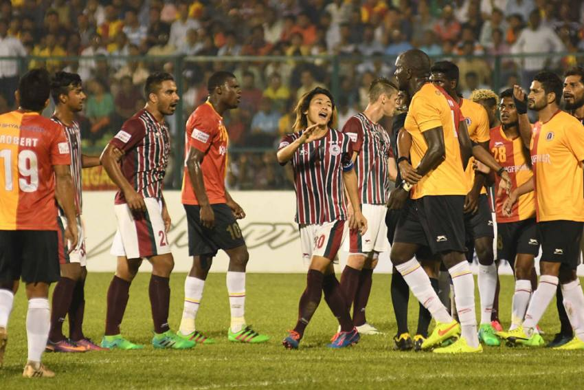 COVID-19: Kolkata Giants Mohun Bagan, East Bengal To Join UN/WHO Campaign