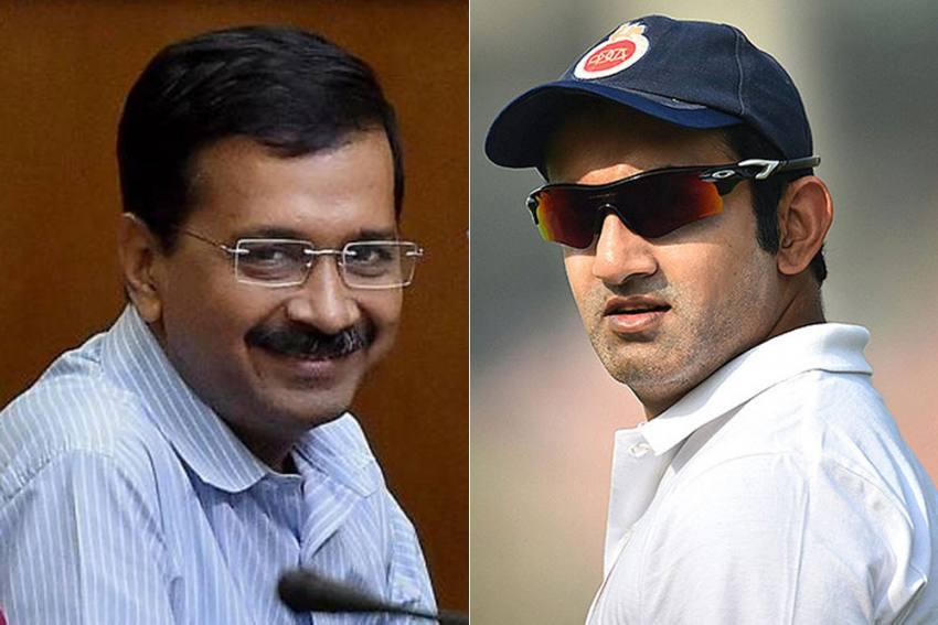 COVID-19: Gautam Gambhir Blames Arvind Kejriwal's 'Ego'; CM Asks BJP MP To Help Delhi Get PPE Kits - Public Reaction