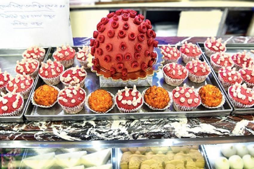 A Corona Sandesh! Kolkata Finds Innovative Ways To Spread COVID-19 Awareness
