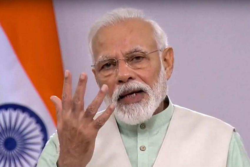 'Fight Against Coronavirus No Less Than War, India's Efforts Exemplary': PM Modi