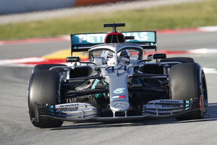 F1 Team Mercedes To Deliver Breathing Devices To UK Hospitals In Coronavirus Fight