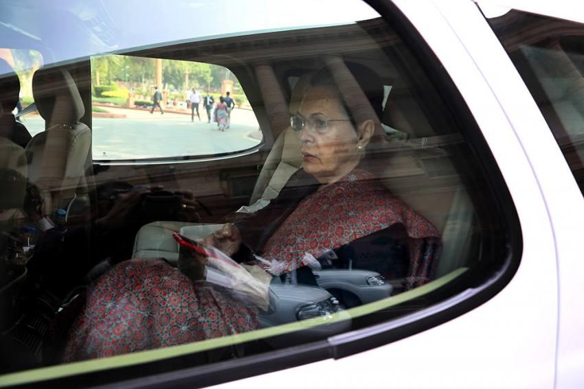 'Scrap Central Vista': Sonia Gandhi's 5 Suggestions To PM Modi In Fight Against COVID-19