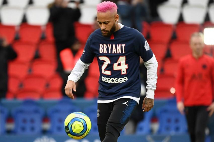 Kobe Bryant's Death Deeply Affected PSG Star Neymar
