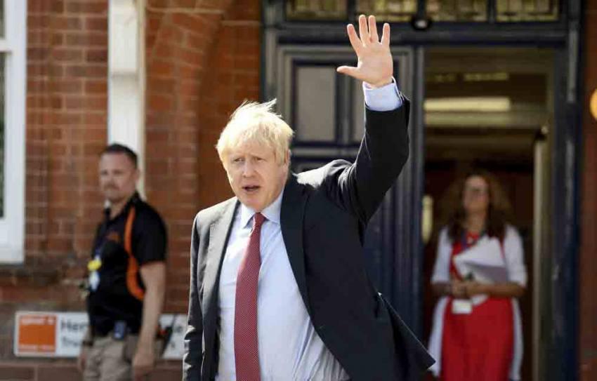 Coronavirus-infected UK PM Boris Johnson Spends Second Night In ICU
