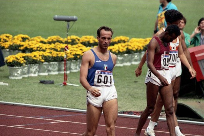 Italy's 1984 Indoor European Champion Donato Sabia Dies Aged 56