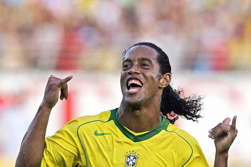 Ronaldinho Released Into House Arrest At Hotel In Paraguay
