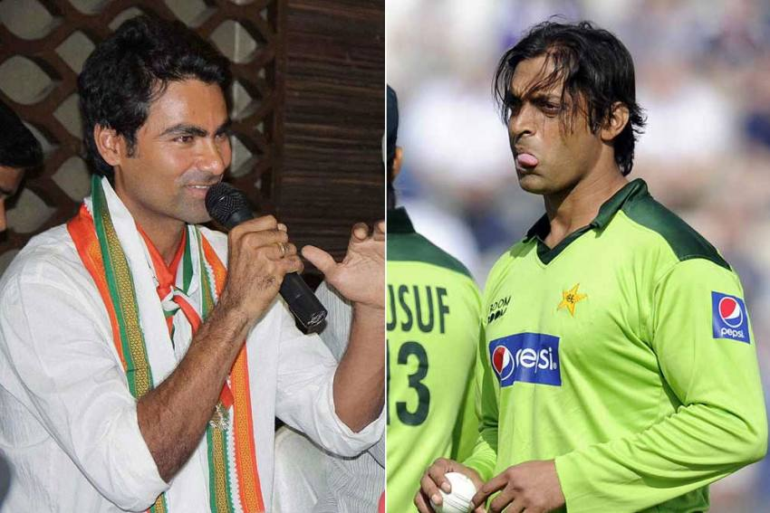 Impressed With 'Hitting Shoaib Akhtar Must Be Easy' Remark, Pakistan Legend Wants This For Mohammad Kaif's Son