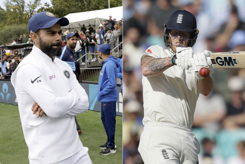 Ben Stokes Ends Virat Kohli's Three-Year Reign To Win Wisden Cricketer Of The Year Honour
