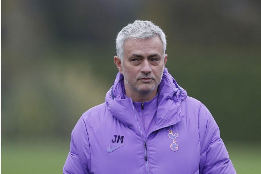 Coronavirus Pandemic: Tottenham Boss Jose Mourinho Admits Mistake After Flouting Social Distancing Rules