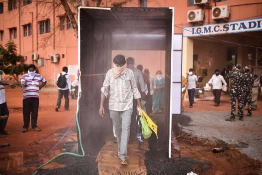 Coronavirus Highlights: Face Masks Compulsory For Stepping Outdoor In Delhi, Says Kejriwal