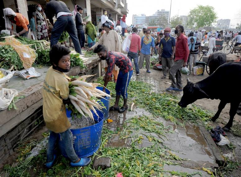 Delhi May Face Shortage of Vegetables, Fruits Amid Coronavirus Lockdown