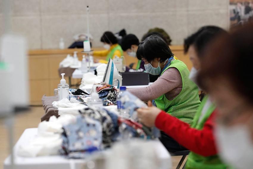 Aggressive Testing Major Reason Behind Flattening Of Coronavirus Curve In South Korea